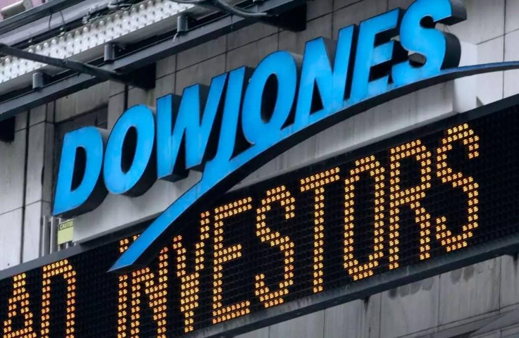 A la baja el Dow Jones y WallStreet por timonazo bancario