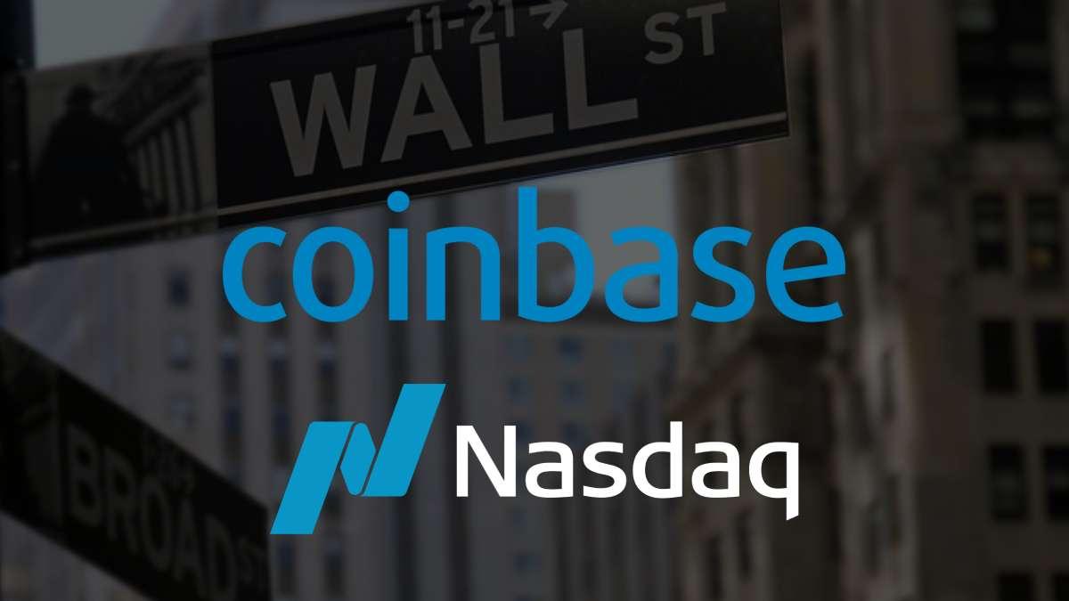 Coinbase saldrá a bolsa a través de Nasdaq Global Select Market