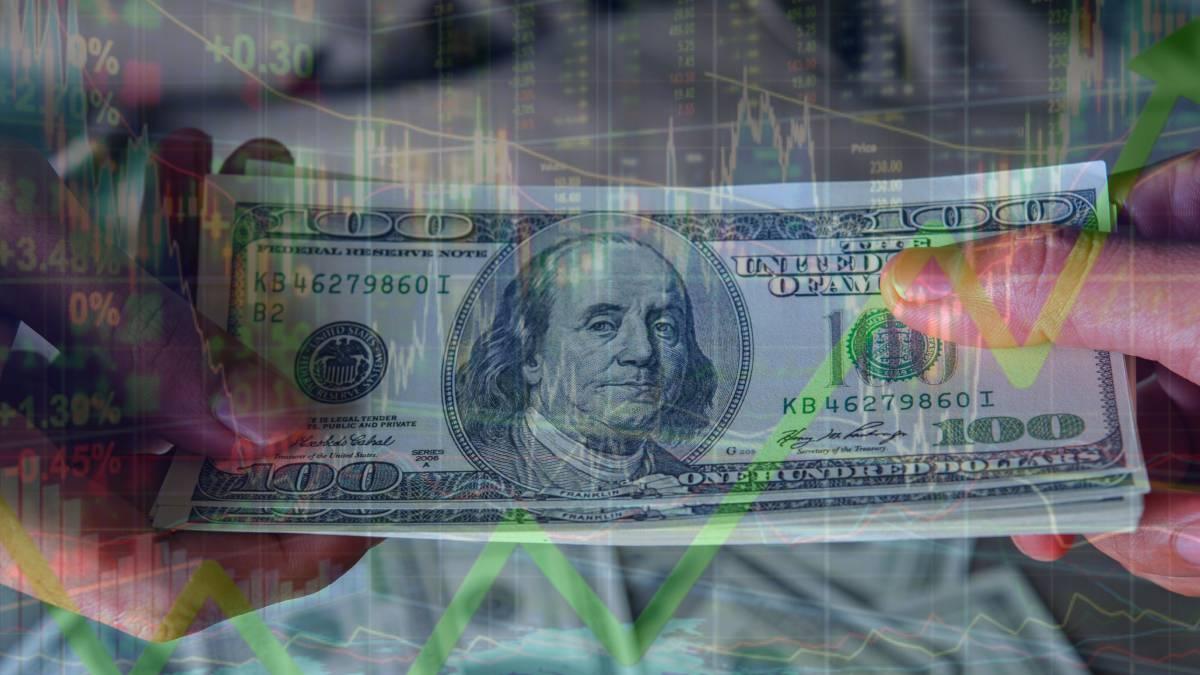 Dólar al alza tras recuperación económica de EE.UU