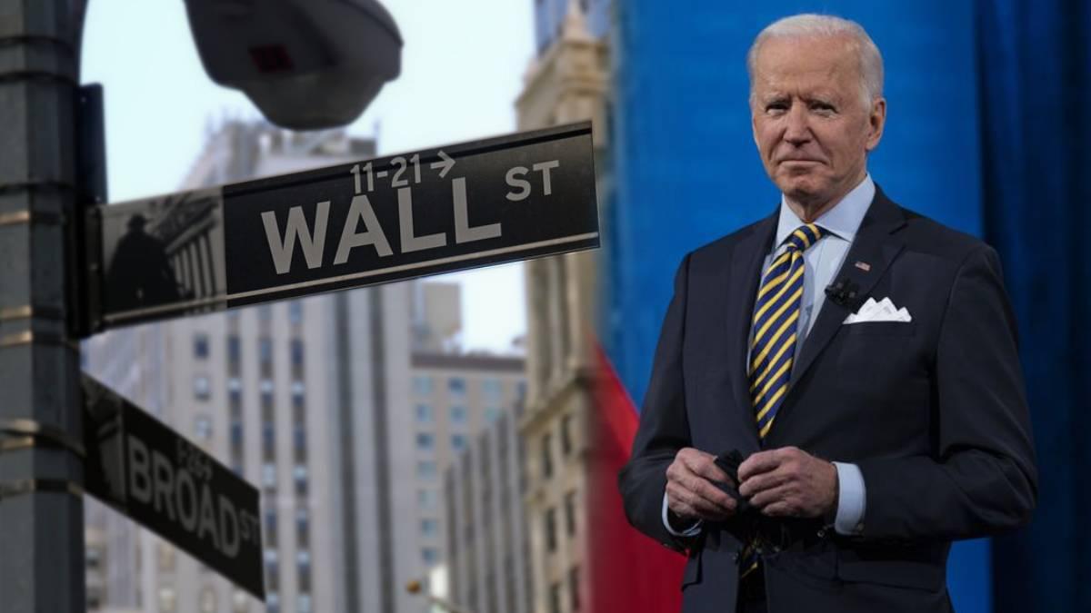 Nuevos estímulos fiscales de Biden: ¿Wall Street beneficiado?
