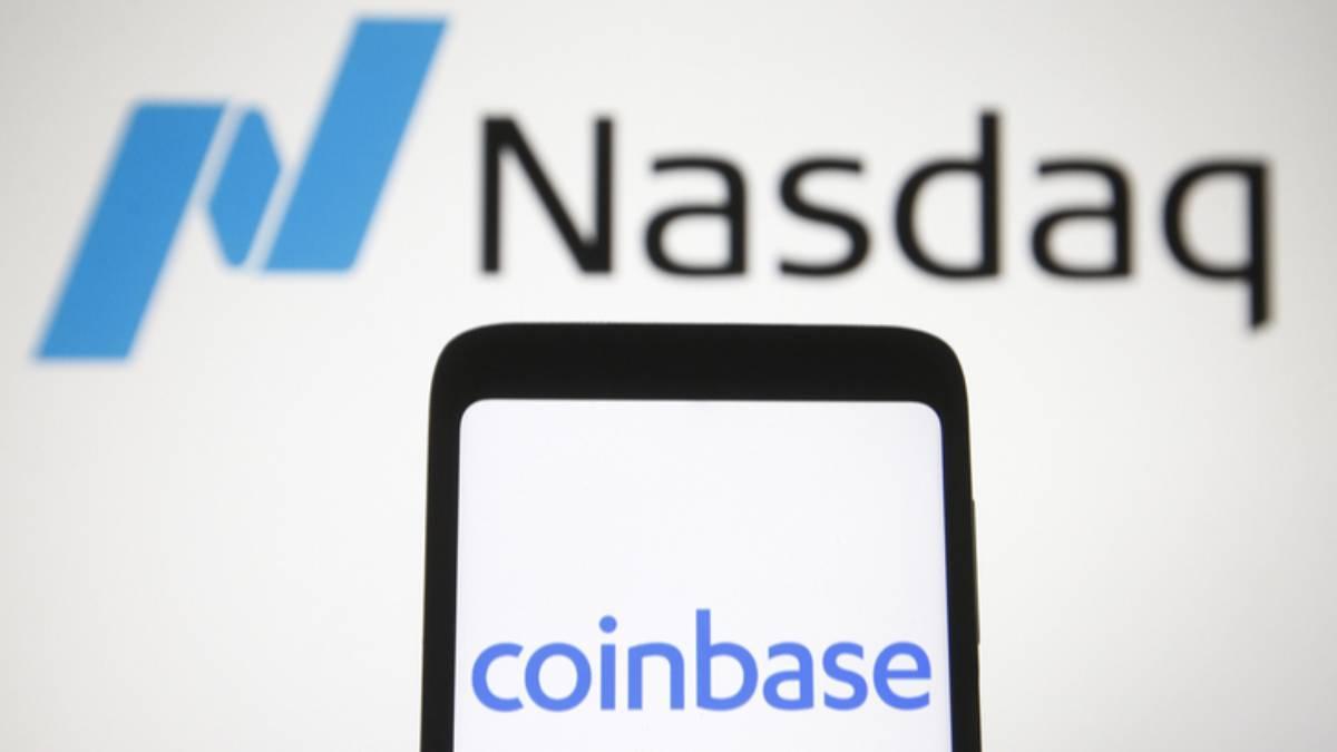 Acciones de Coinbase cierran por debajo de la expectativa