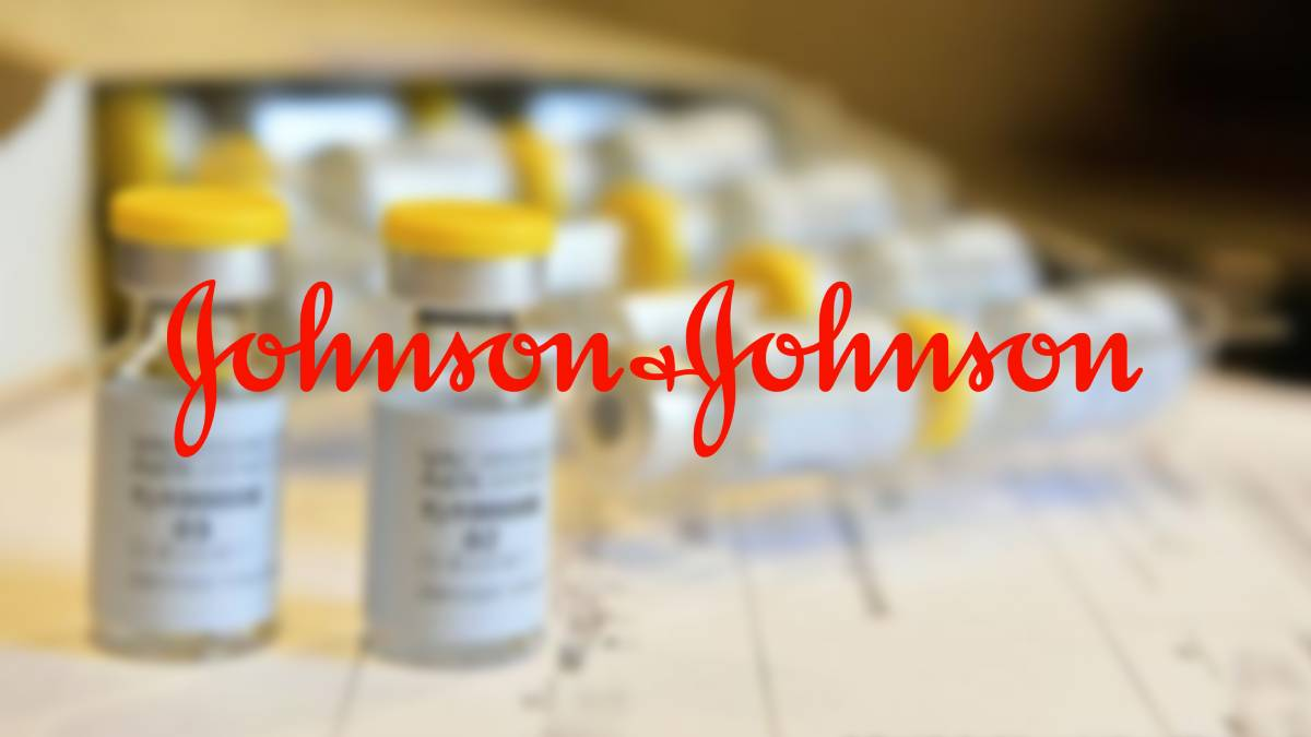 Acciones de Johnson y Jonhson cae tras suspensión de su vacuna