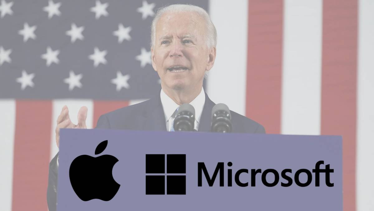 Apple y Microsoft pagarían impuestos por rentas extranjeras