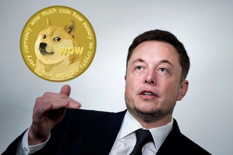 Elon Musk vuelve a impulsar el Dogecoin con un tweet