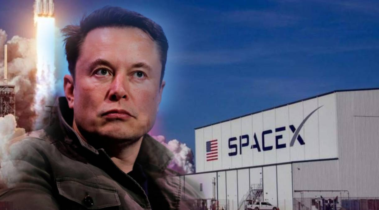 Musk entre altas y bajas: Nasa firma con SpaceX y auto de Tesla sufre accidente