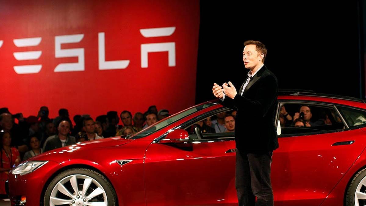 Tesla aumenta sus ingresos para el primer trimestre del 2021