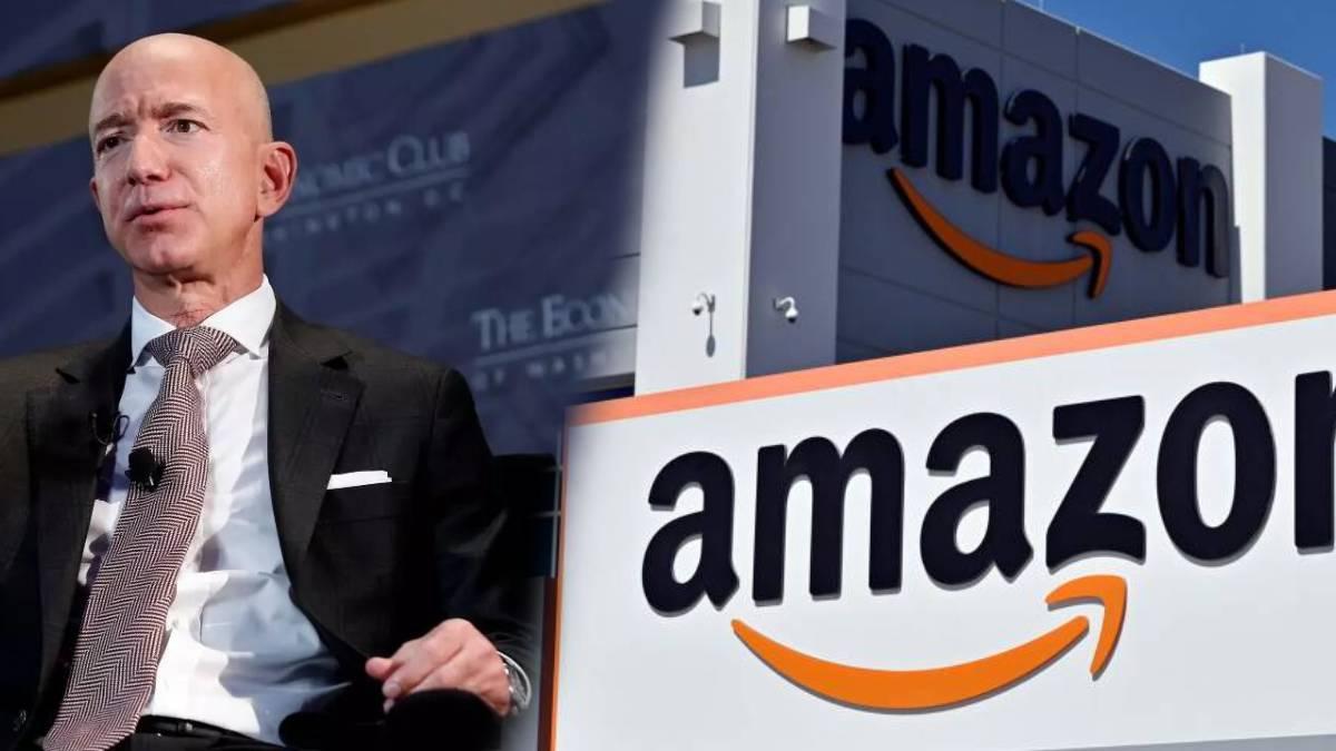 Acciones de Amazon en venta: nuevo plan de trading de Bezos