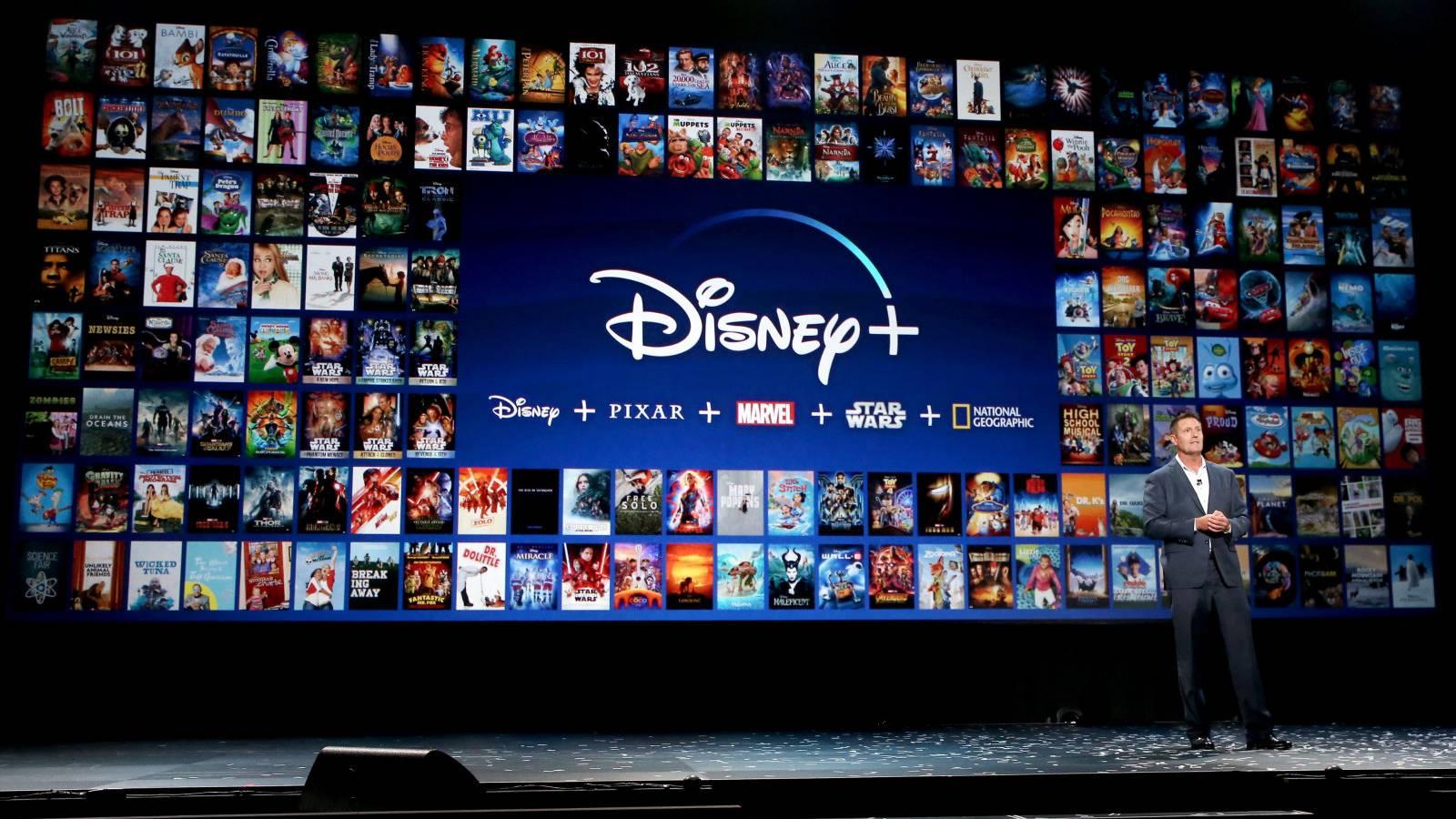 Disney decepciona Wall Street tras cifras sobre su Streaming