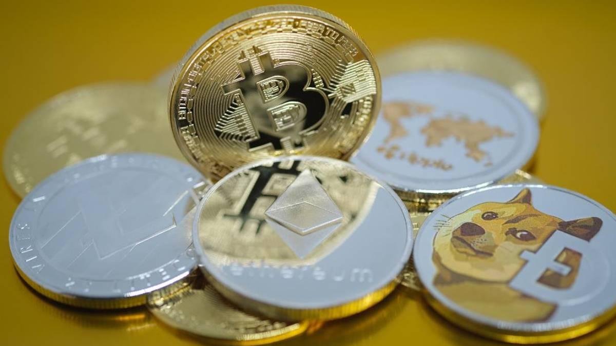 Precio de las criptomonedas: Bitcoin, Ethereum y Dogecoin