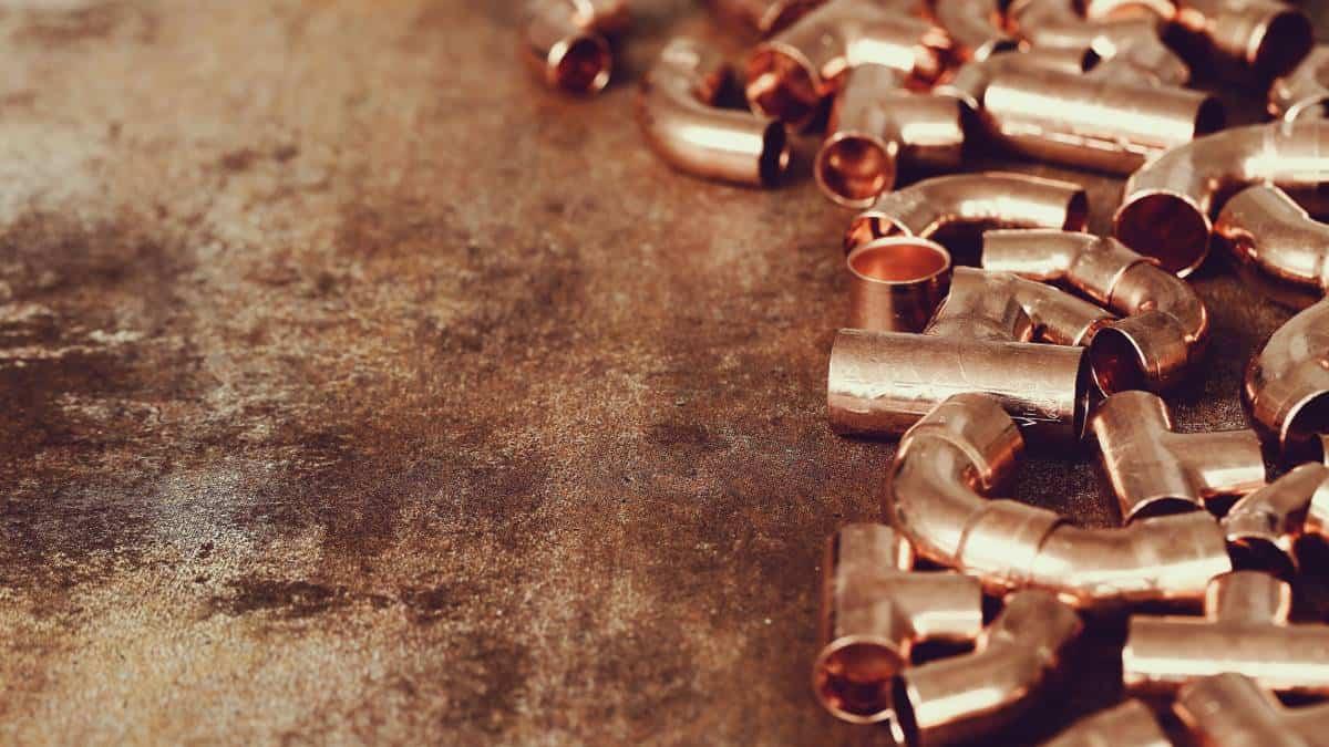 Precio del cobre alcanza máximos históricos desde hace 10 años