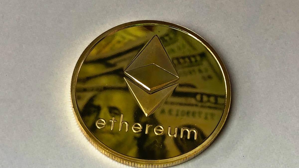 Precio del Ethereum supera récord histórico en el 2021