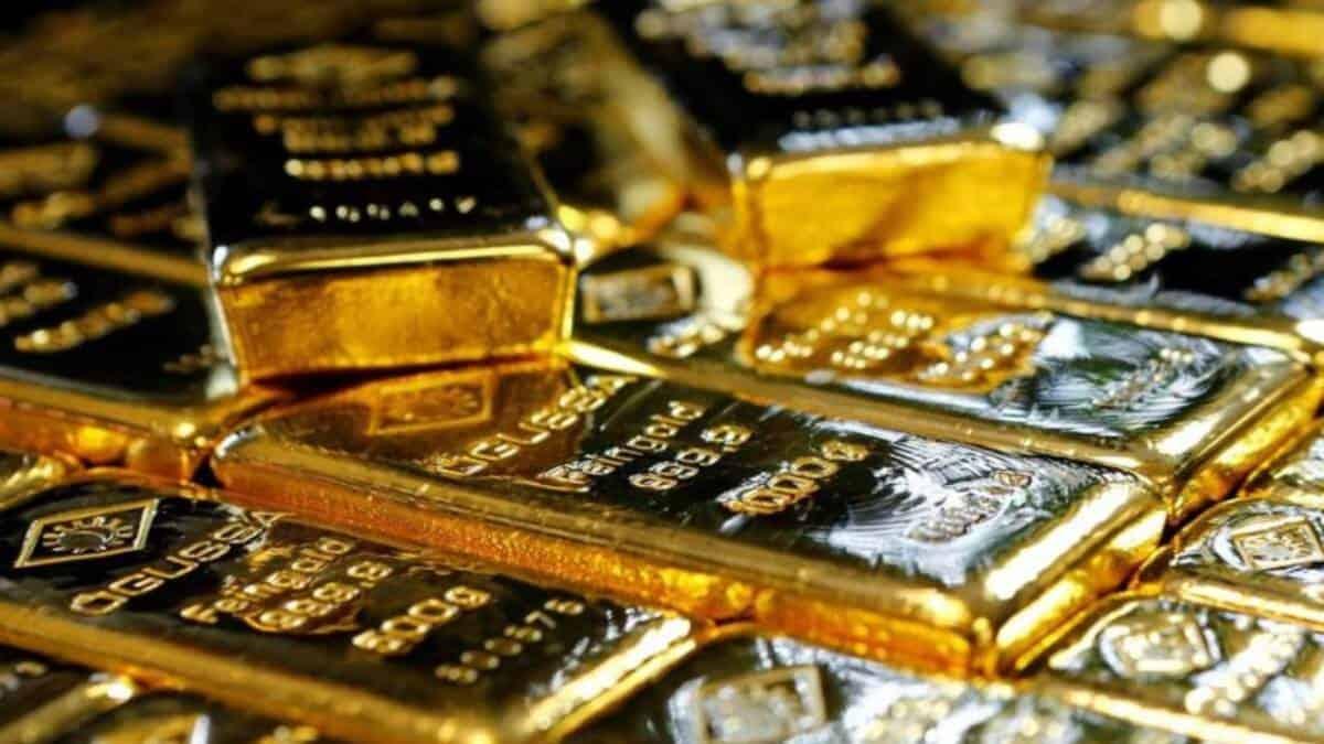 Precio del oro al alza tras datos de inflación en EE.UU