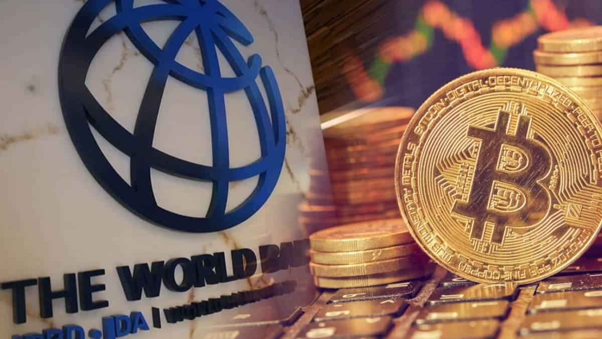 """Banco Mundial niega apoyo para """"Ley Bitcoin"""" de El Salvador"""