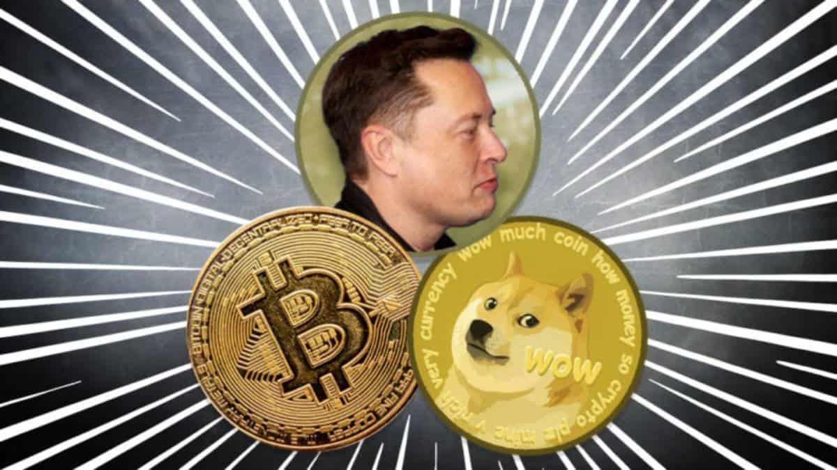 Bitcoin se desploma nuevamente luego de trino de Elon Musk
