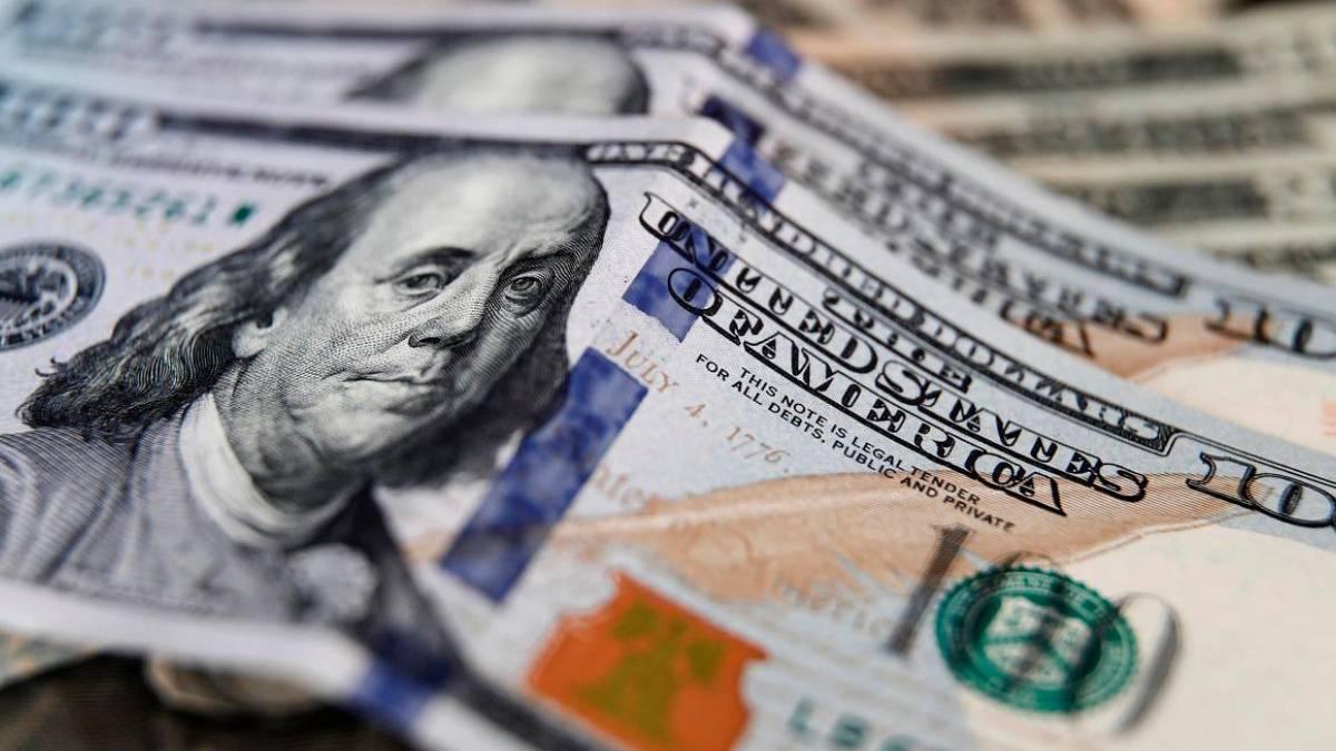 Reservas en dólar aumentaron a nivel mundial