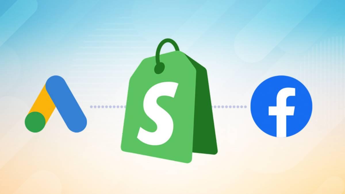 Facebook y Google integrarán sistema de pago de Shopify