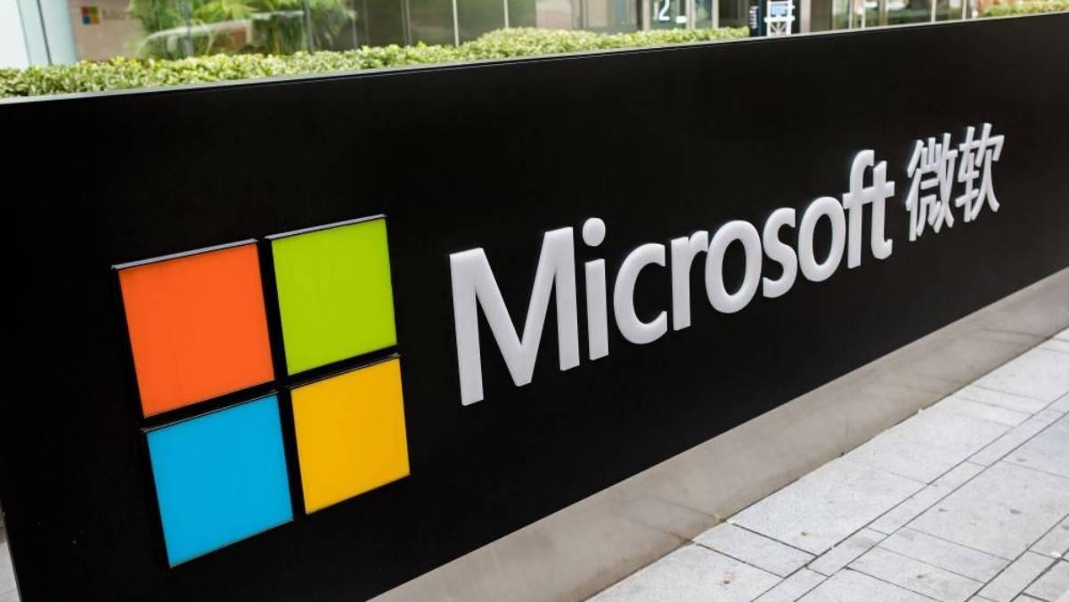 Microsoft abre centros de datos en China por auge de la nube