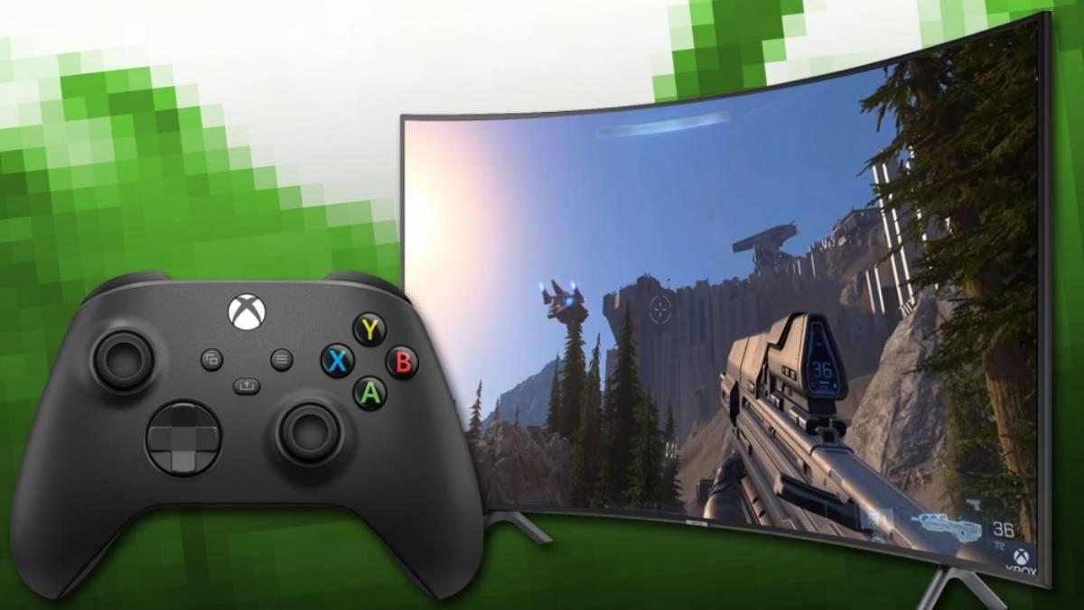 Microsoft lanzará tv con Xbox integrado para jugar sin consola