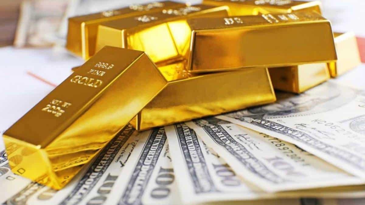 Precio del oro a la baja tras declaraciones de la Fed