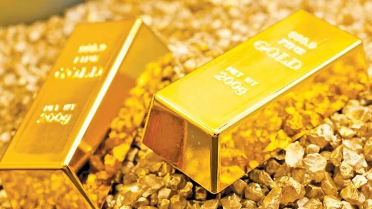 Precio del oro cae ante repunte del dólar y datos laborales