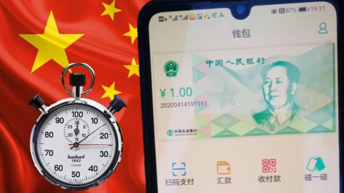 China respalda yuan digital y lo da como premio en lotería