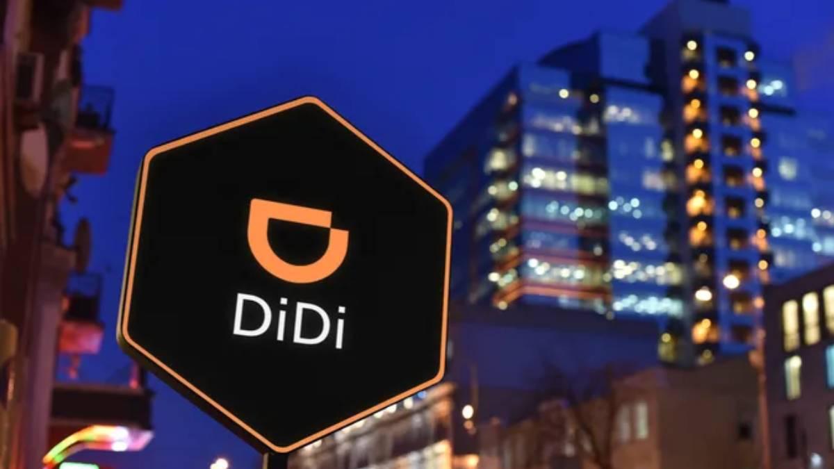 Acciones de Didi a la baja tras medidas regulatorias chinas