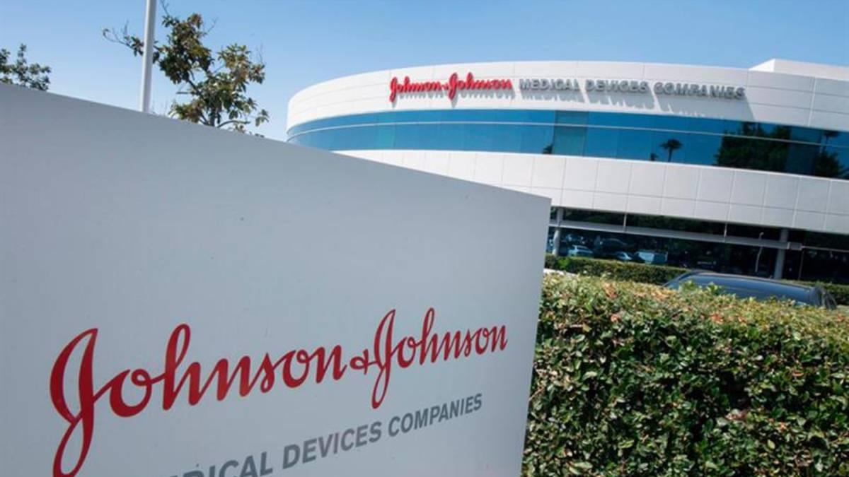 Acciones de Johnson & Johnson impulsadas por su vacuna