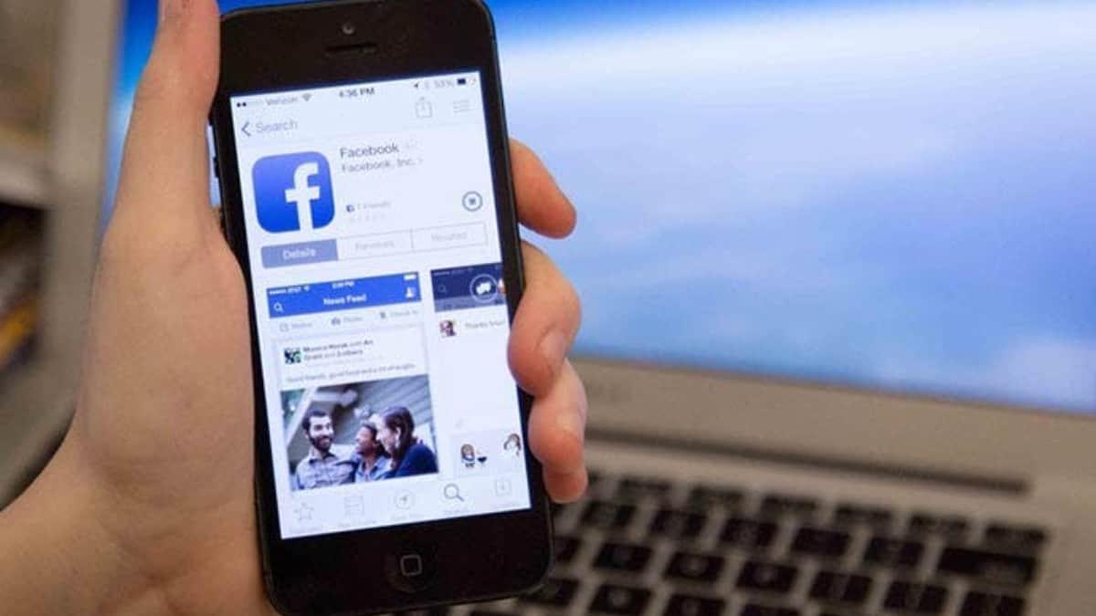 Acciones de Facebook caen por cambios en privacidad de Apple