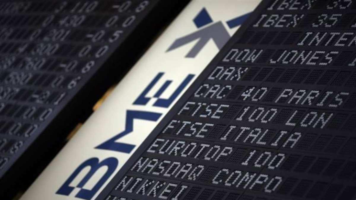Ibex35 perdió puntos luego del desplome de Siemens Gamesa