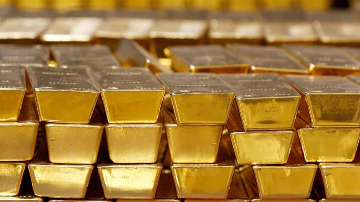 Precio del oro al alza