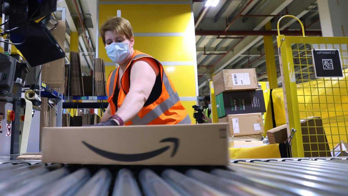 Amazon duplicará su plantilla de empleados en España hasta 25.000 personas para el 2025