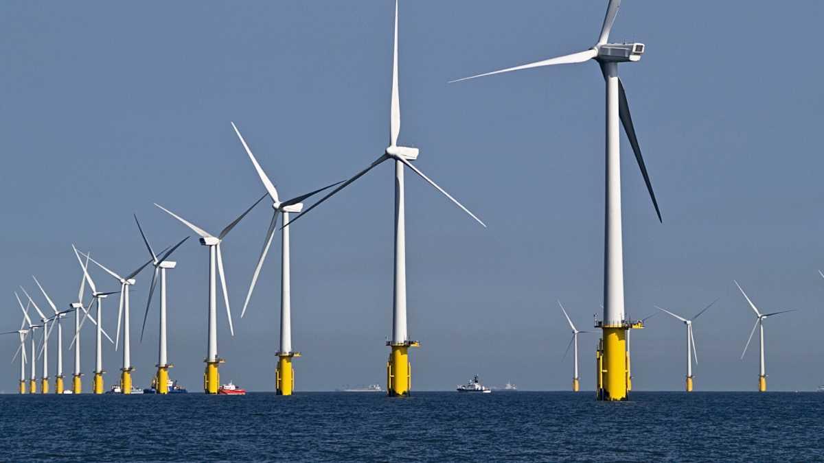 iberdrola construirá parque de energía eólica en EE.UU.