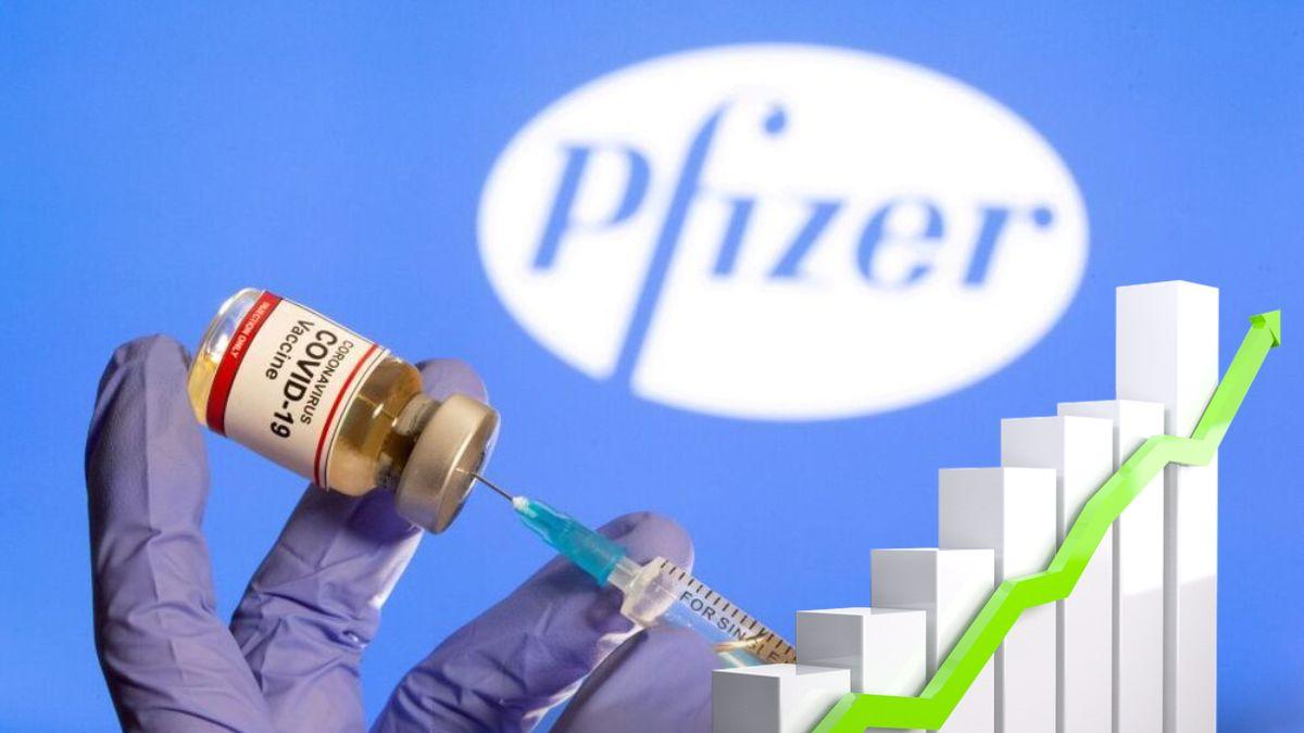 Acciones de Pfizer suben 2% al solicitar vacunar a niños