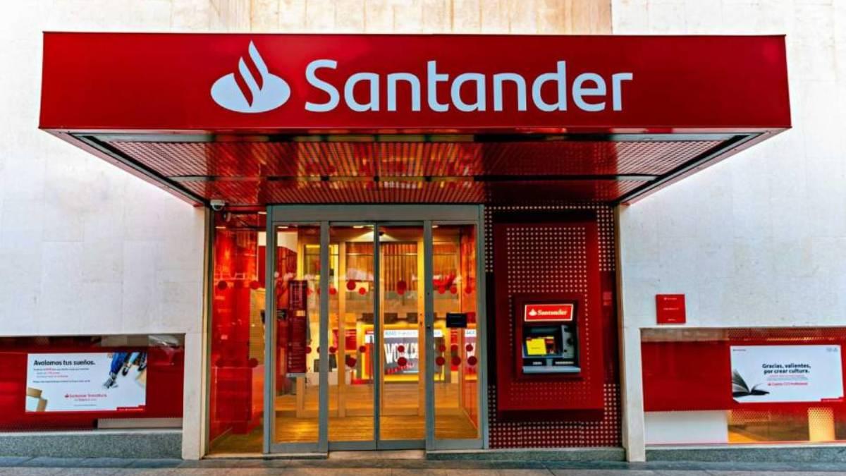 Santander al alza: por encima de Iberdrola en el Ibex 35