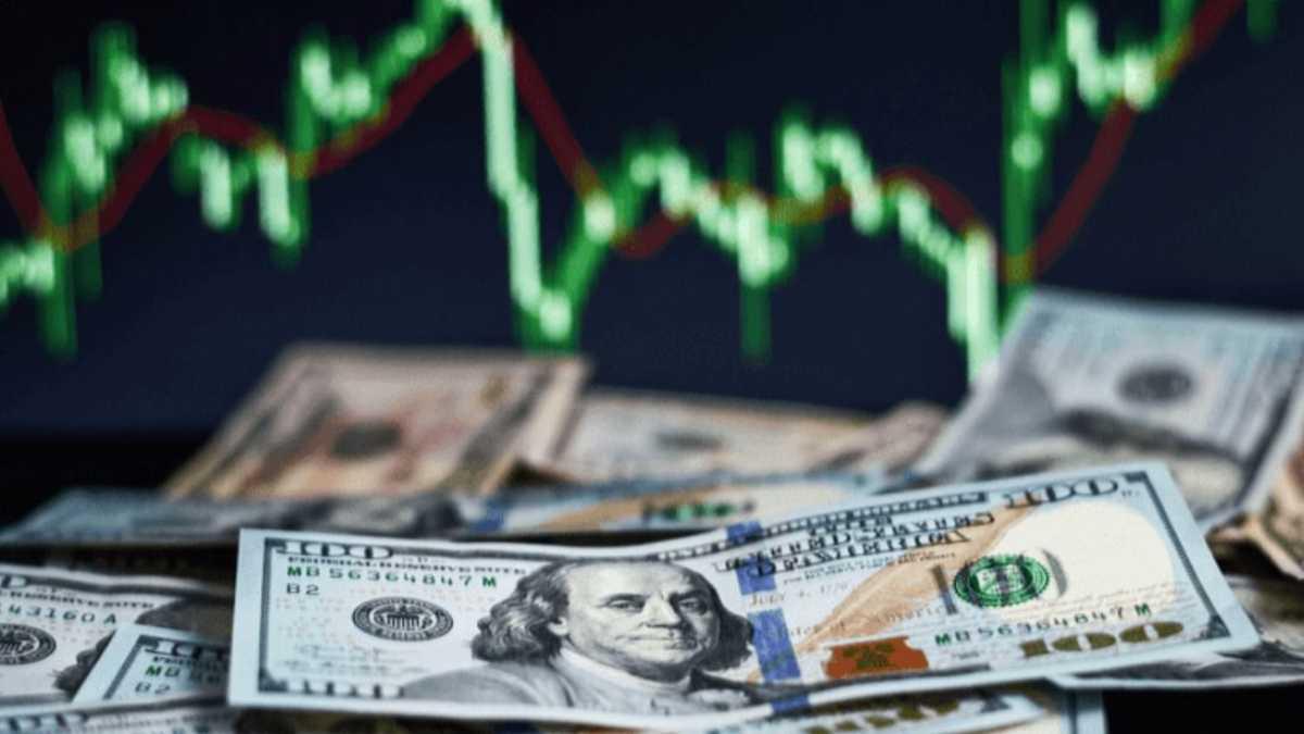 Dólar registró cuatro semanas consecutivas de aumentos