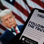 Donal Trump presenta Truth Social, su propia red social