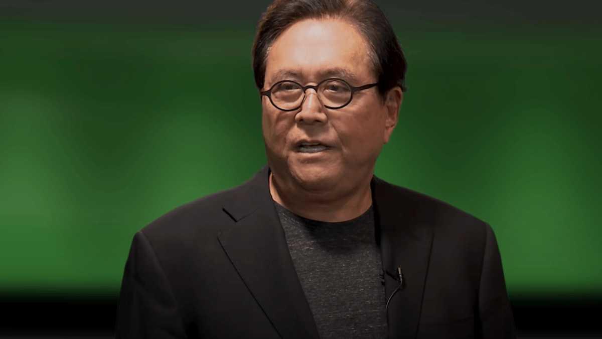 Robert Kiyosaki prevé el mayor colapso financiero en octubre