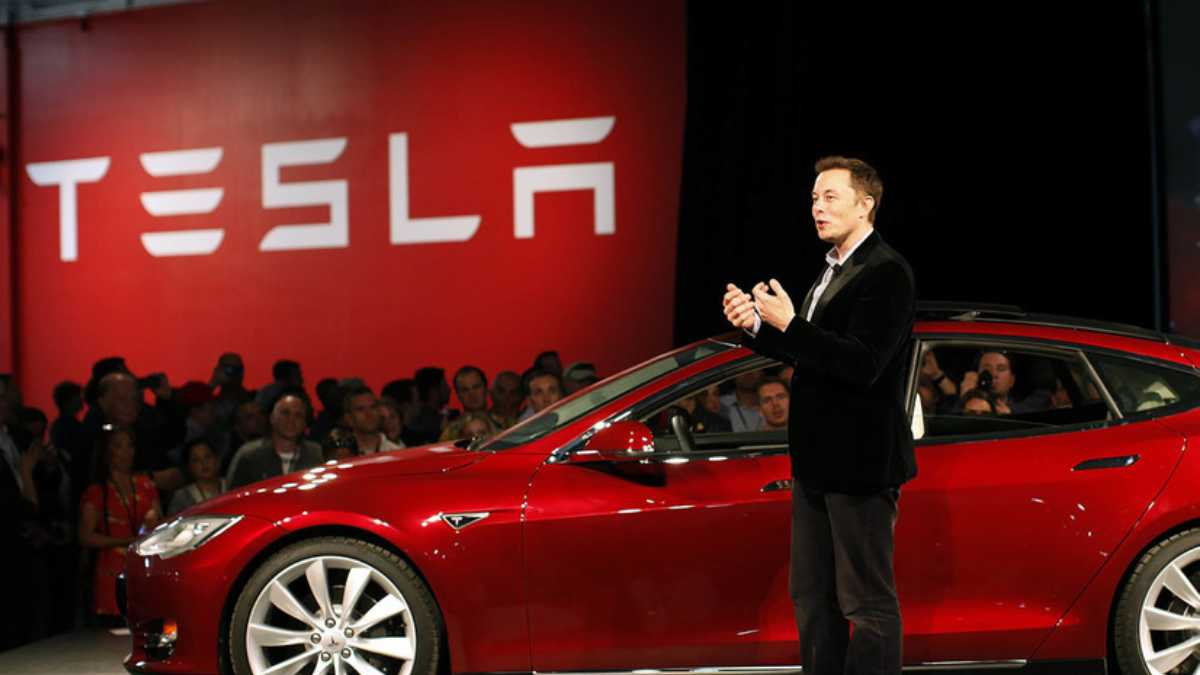 Tesla registra ventas récord en la venta de vehículos eléctricos