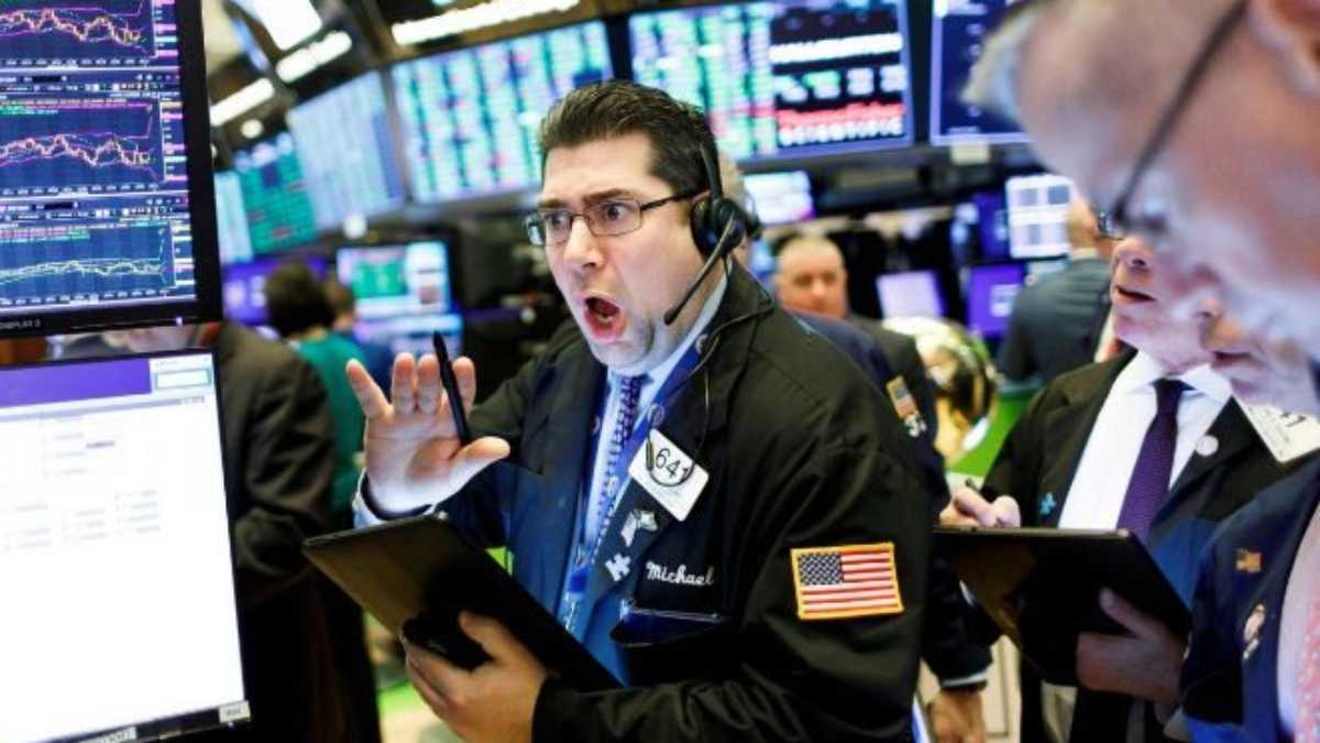 Wall Street cae por temor a inflación y posibles alivios Fed